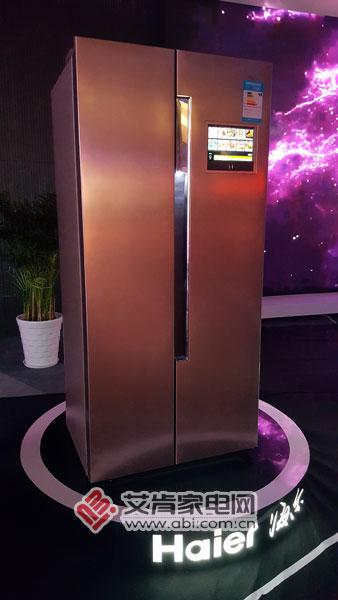 海尔互联网馨厨冰箱BCD-451WDIZU1高清