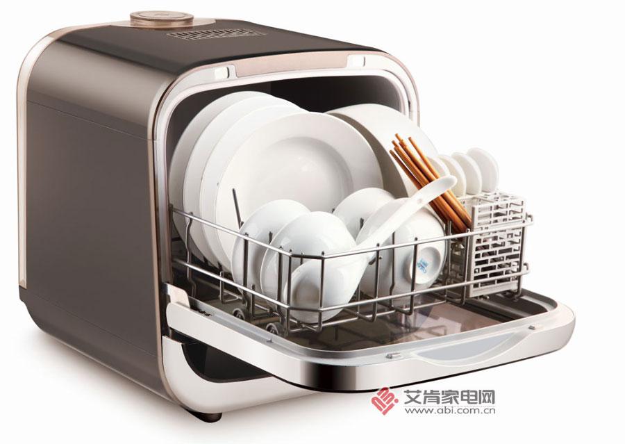 懒人福音 九阳免安装MINI洗碗机X5