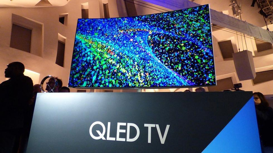 QLED领衔,跟我瞧瞧三星在CES上的黑科技