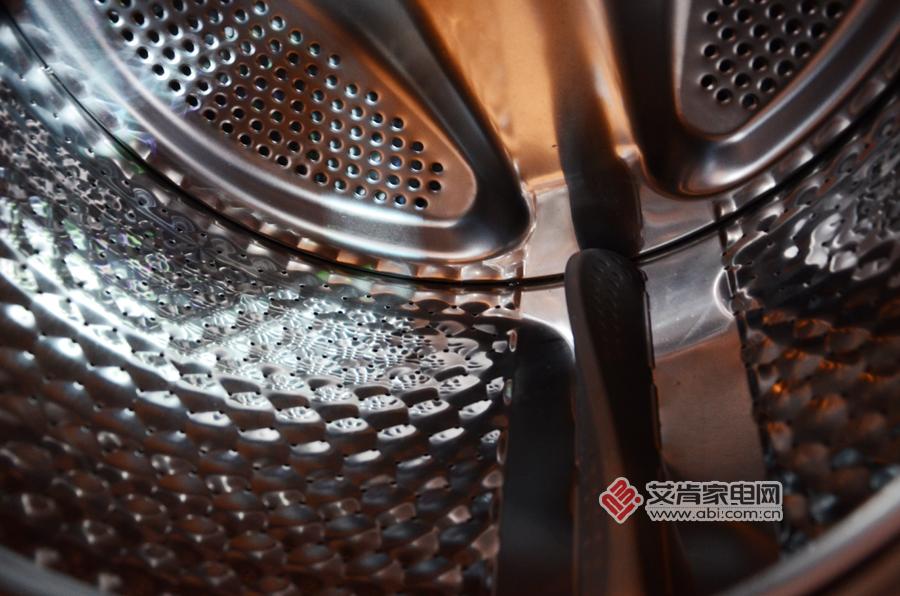康佳XQG75-B12283Z变频滚筒洗衣机图赏