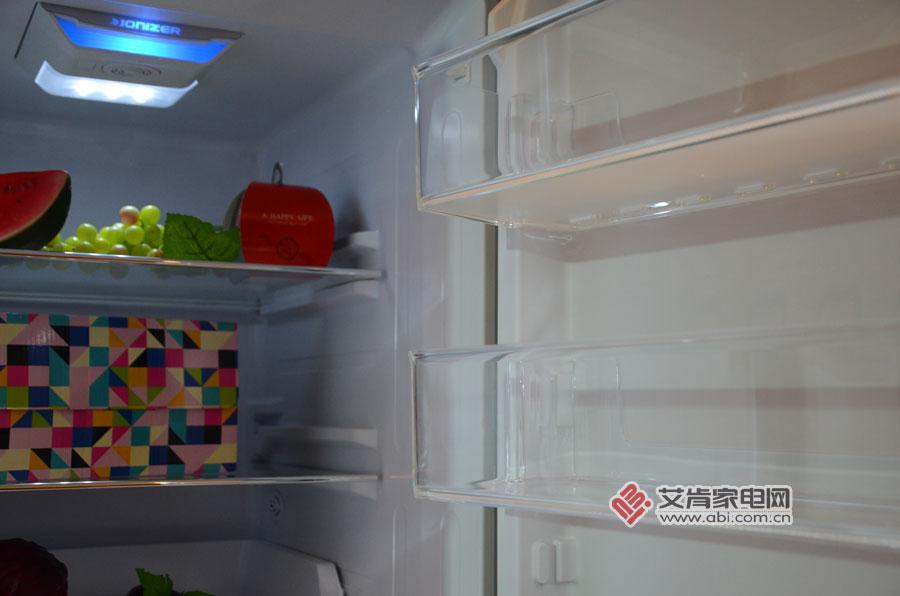 康佳BCD-703WD6EGG风直冷混合冻力品鉴