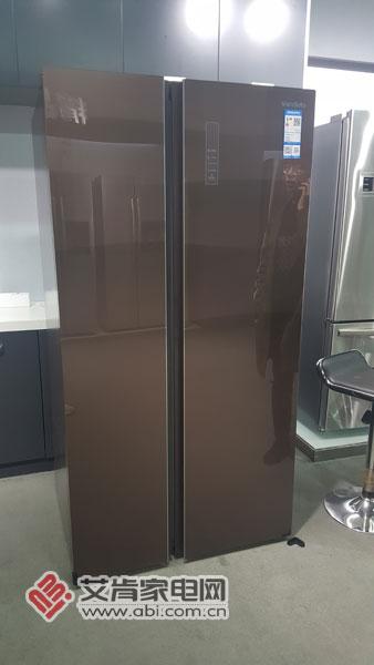 美的凡帝罗BCD-615WKGPZV智能对开门冰箱品鉴