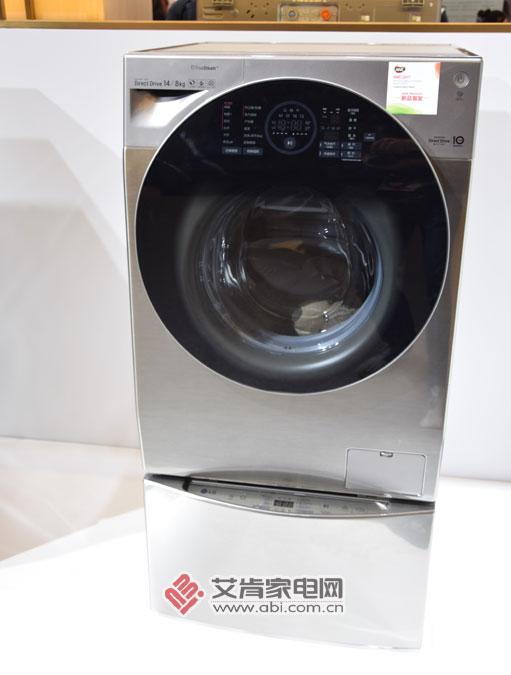 LG TWINWash双擎同步分类洗衣机图赏
