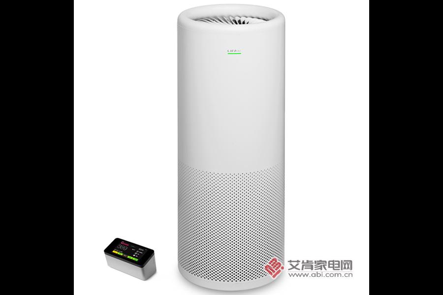 LIFAair LA500全智能空气净化器实测:真材实料 效果立见
