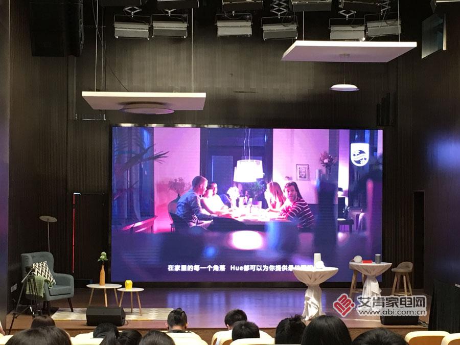中文语音声控照明是什么体验 叮咚音响有了答案
