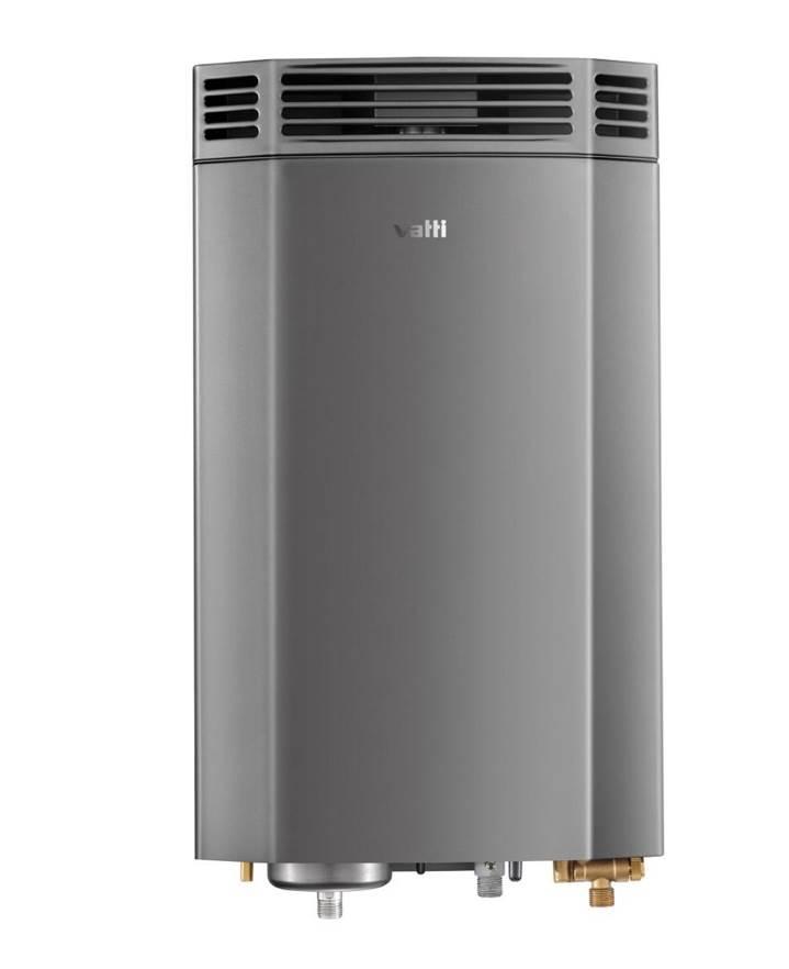 超强耐候性,华帝室外型燃气沙巴体育app热水器减削空间护航和平丨艾肯家电网