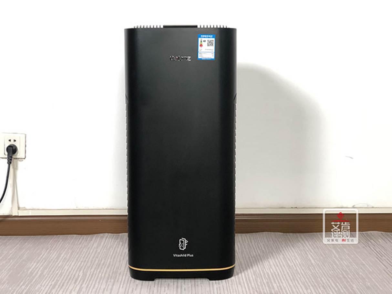 黑金刚护你健康呼吸格兰仕空净WKJ5001实测