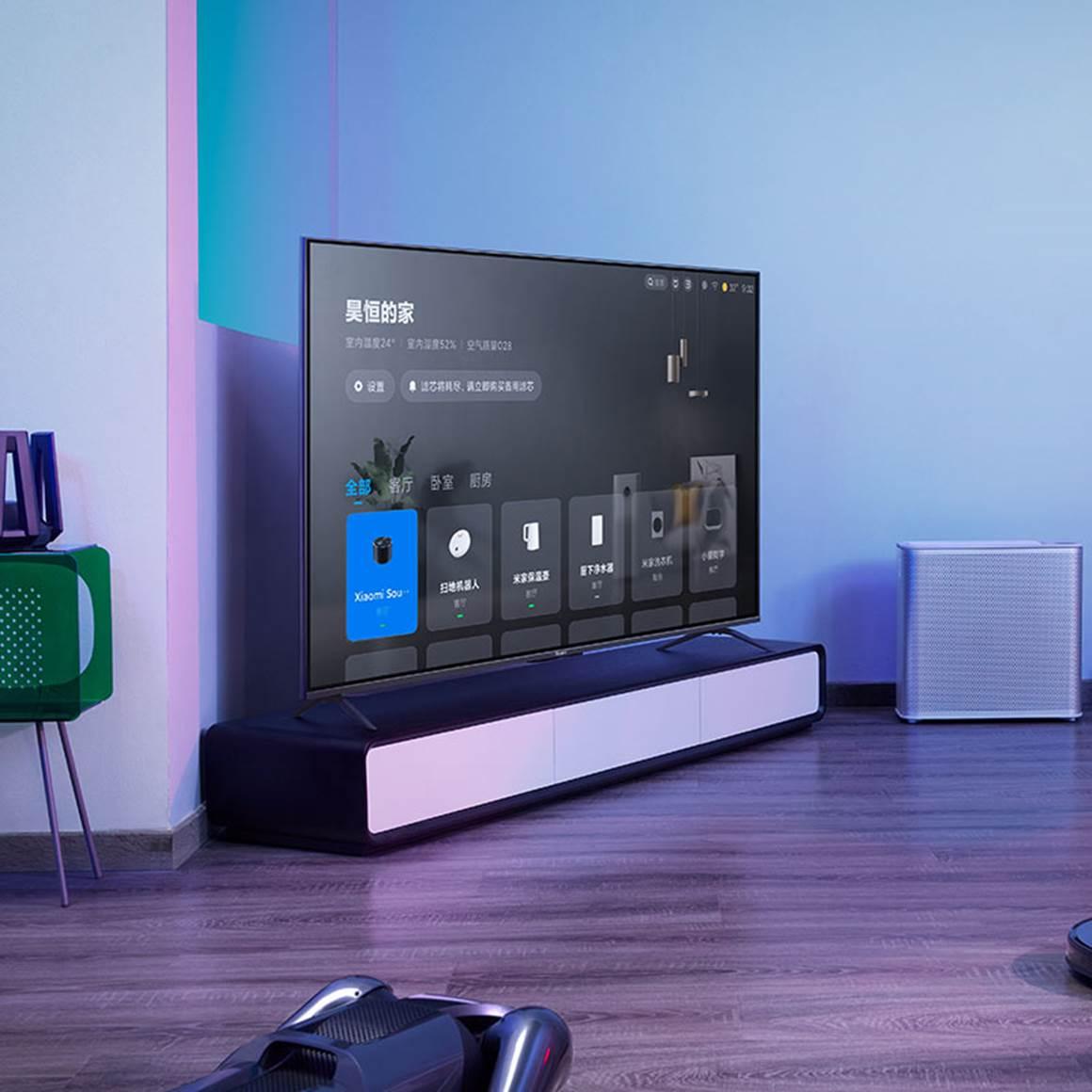 搭载120高刷屏幕!Redmi智能电视X 2022款追剧更舒适