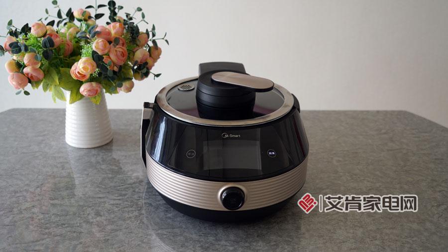 懒人神器!美的PY18-X1S智能炒菜机器人初体验