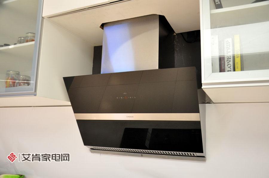 【新品上市】你不知道的�N房黑科技――德意900Pa超大�L��A6-HJ9876吸油���C