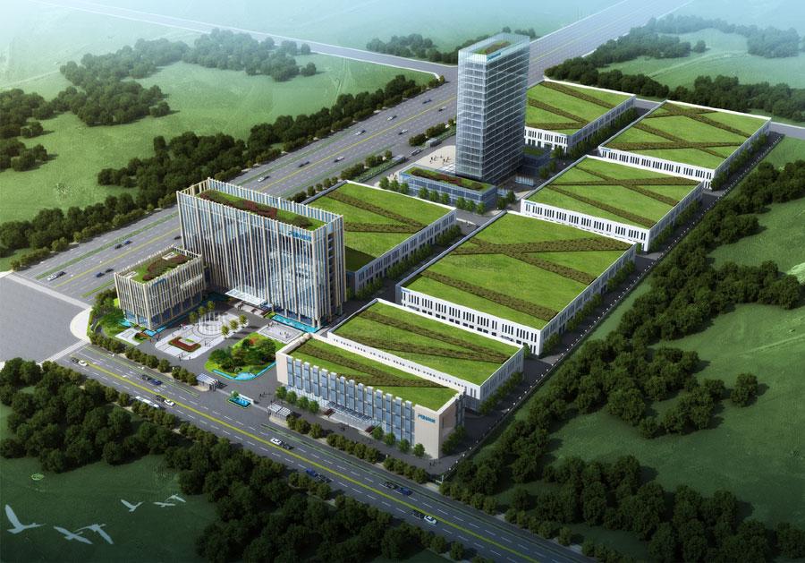 转型步伐提速,总投资5.6亿元的培恩电器全新工业园正式投产