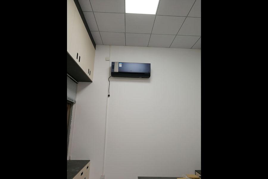 这位用户公司创业,便购入4台COLMO空调