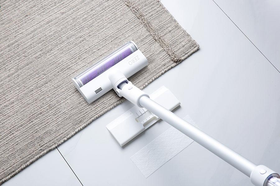 睿米新一代清洁神器来临,既能除尘还能除菌的吸尘器Zero